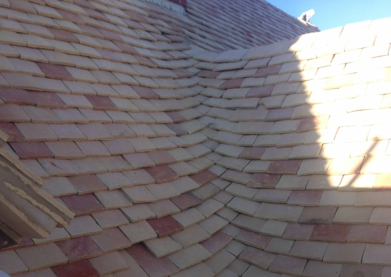 Cambridge Roofing Contractor Slate Tile Roofs