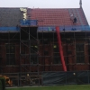 Roof Repair with Scaffolding in Cambridge